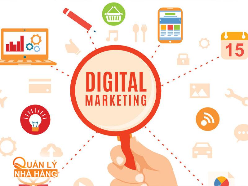 Đẩy mạnh chạy quảng cáo qua các công cụ Digital