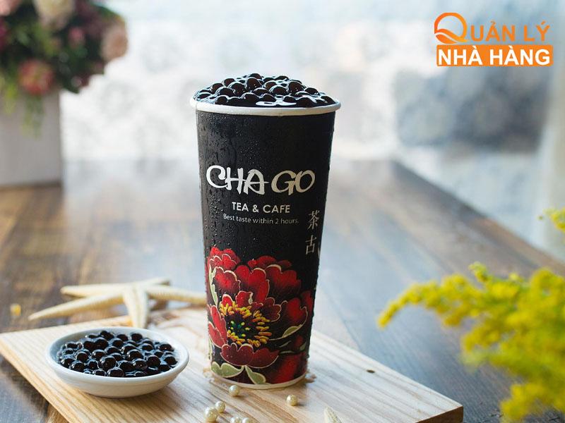 Chago là đơn vị tiên phong đem trà sữa sợi QQ vào Việt Nam