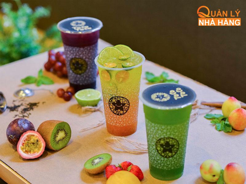 Tocotoco là thương hiệu trà sữa khá quen thuộc với giới trẻ Việt