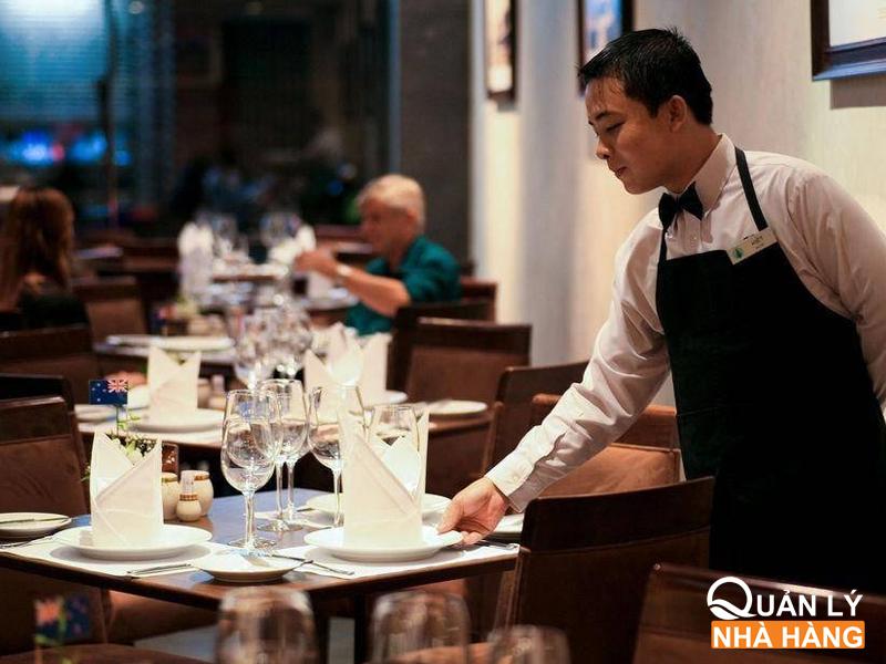 quản lý nhân sự nhà hàng