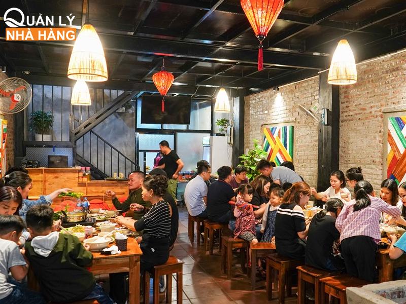 quản lý chăm sóc khách hàng trong nhà hàng