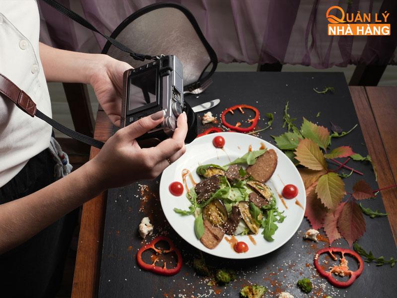 Food Bloggers đã trở thành công việc được ưa thích