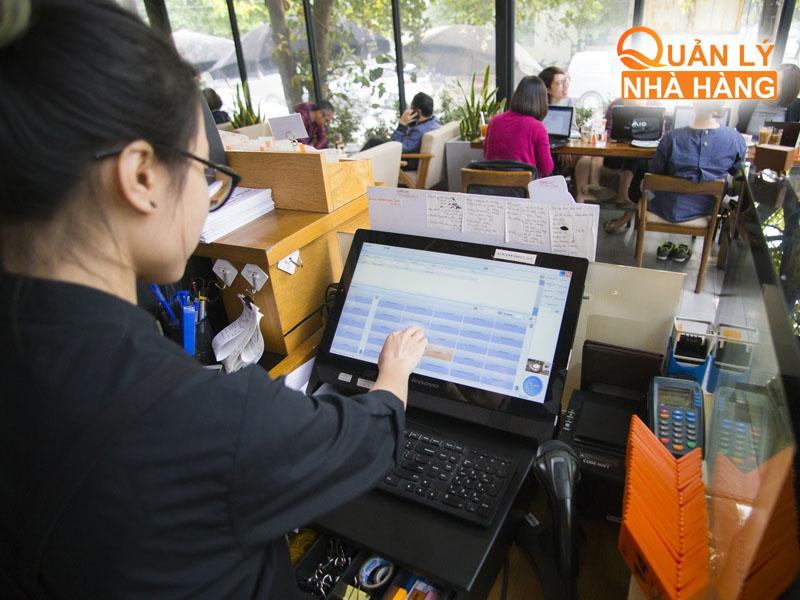 Phần mềm quản lý bán hàng iPOS.vn chuyên dụng cho ngành F&B
