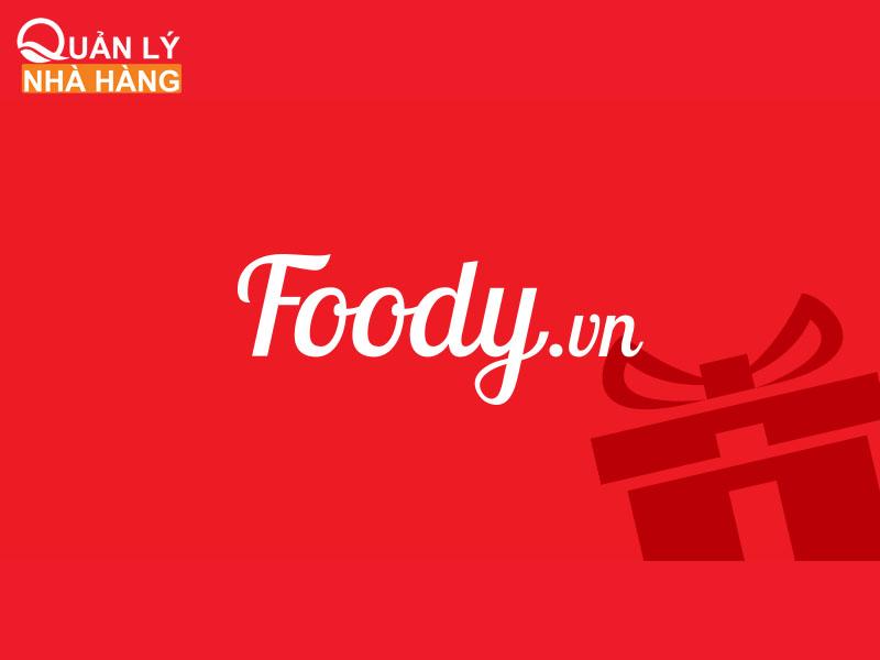 Marketing nhà hàng qua đối tác review Foody.vn