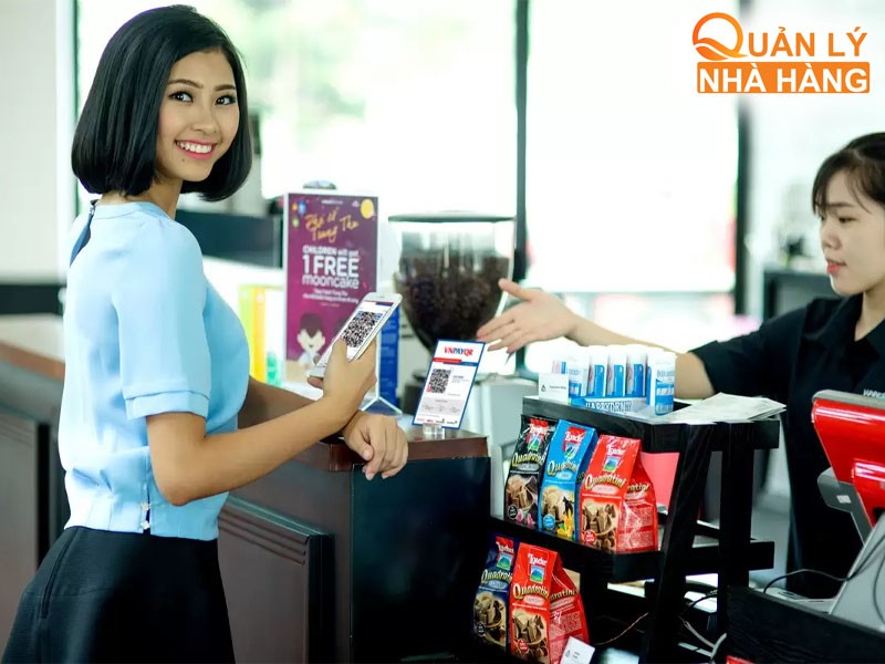 Tiết kiệm thời gian thanh toán khi dùng máy in hóa đơn cầm tay