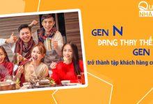 Gen N đang thay thế gen Z trở thành tập khách hàng của F&B?