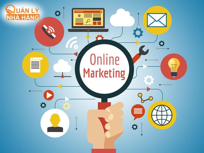 Marketing cho nhà hàng qua các công cụ mạng xã hội