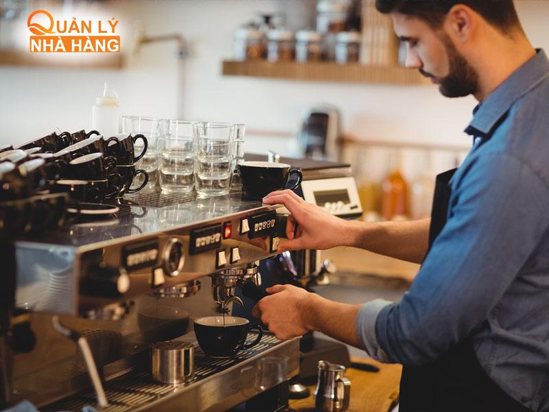 Khóa học pha chế cafe chuyên nghiệp