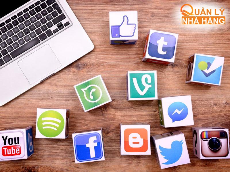 Tiếp cận khách hàng qua các phương tiện truyền thông